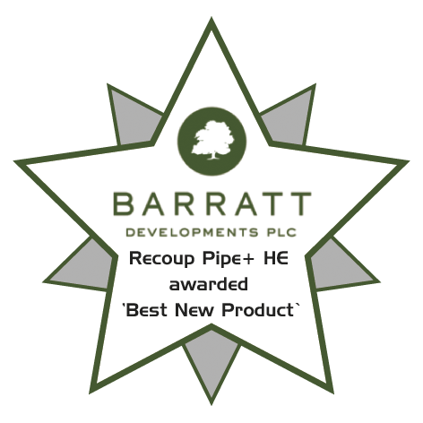 Barratt Developments plc Awards Winner Star
