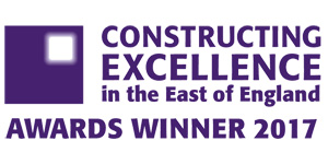 Constructing Excellence Awards Winner 2017