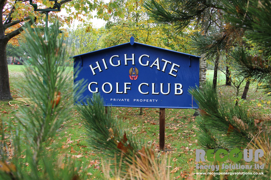 Highgate Golf Club, North London