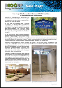 Highgate Golf Club - Case Study
