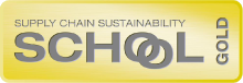 Supply Chain Sustainability School Gold Member - Sustainability Charter