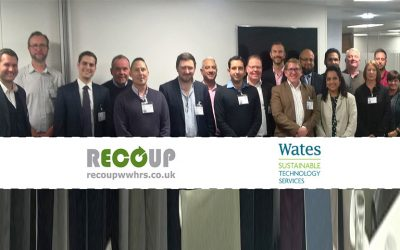 Recoup WWHRS selected as Sustainable Technology Partner to Wates Group