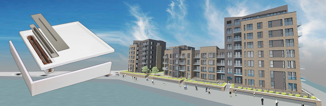 WWHRS for Granton Harbour, Edinburgh: 132 dwellings for Link Housing Association