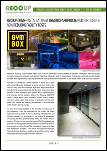 Case Study Gymbox Farringdon