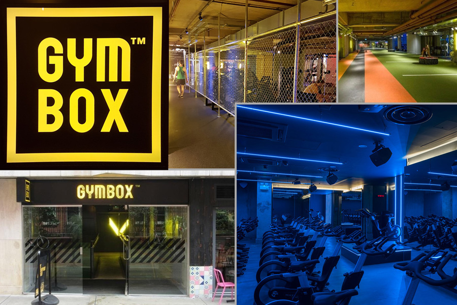Recoup Drain+ at Gymbox Farringdon
