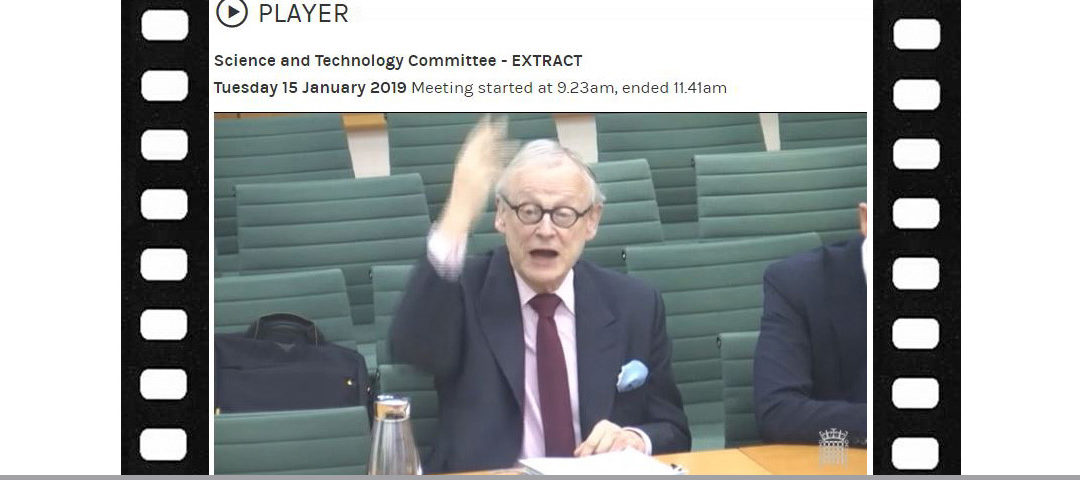 """Lord Deben """"UK construction should embrace new technologies"""" like WWHRS."""