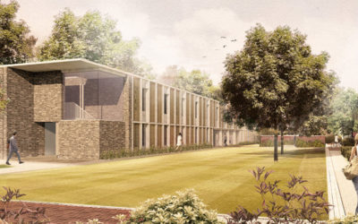 Recoup_WWHRS specified on an 'all electric' Passivhaus, student accommodation build.