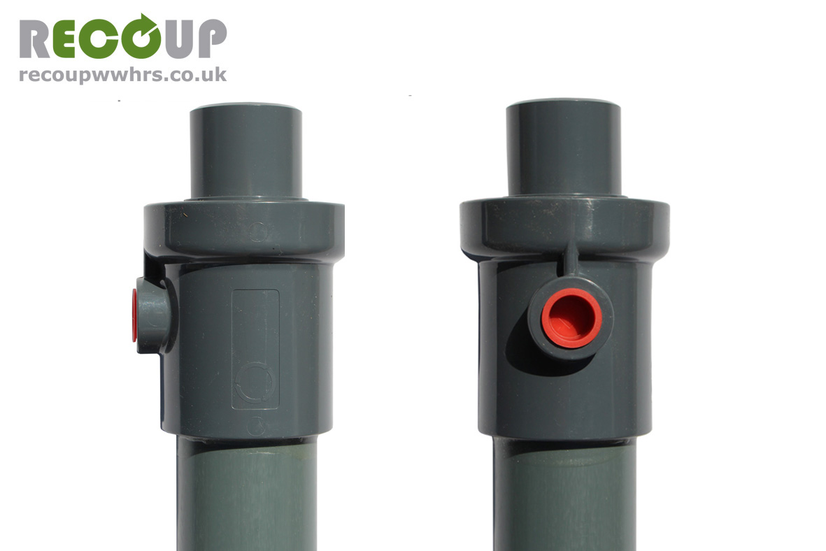 Recoup WWHRS Pipe+ HEX end with Insert (3)