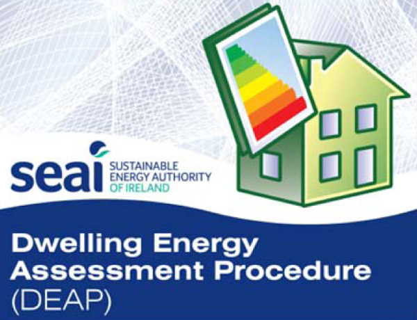 Waste Water Heat Recovery (WWHRS) in Dwelling Energy Assessment Procedure (DEAP) Ireland
