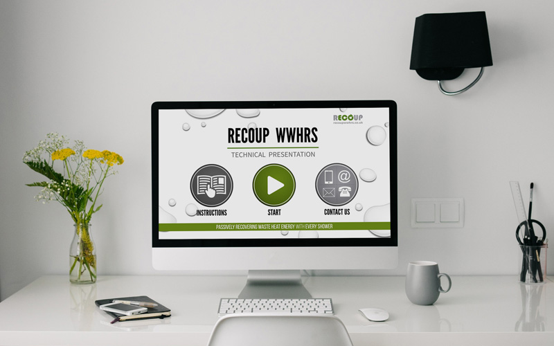 Recoup NEW Online Technical Presentation CPD