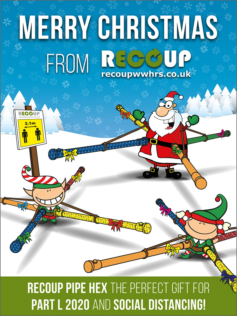 Recoup WWHRS wishes you a very Merry Christmas and a happy and prosperous 2020