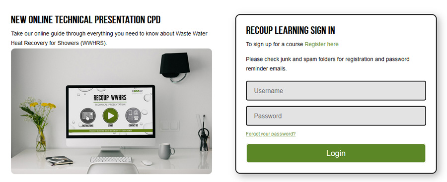 Recoup Learning & CPD