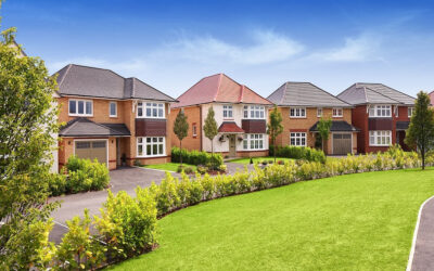 Recoup Named as National Housebuilder supplier for Ninth year in a row