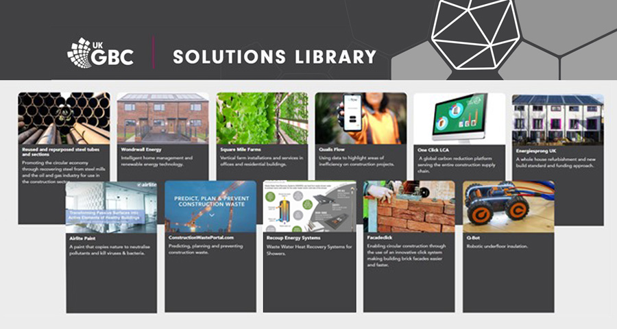 UKGBC Solutions Library